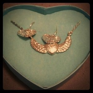 Earring and Neckalace set